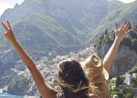 How to get from Rome to Amalfi Coast