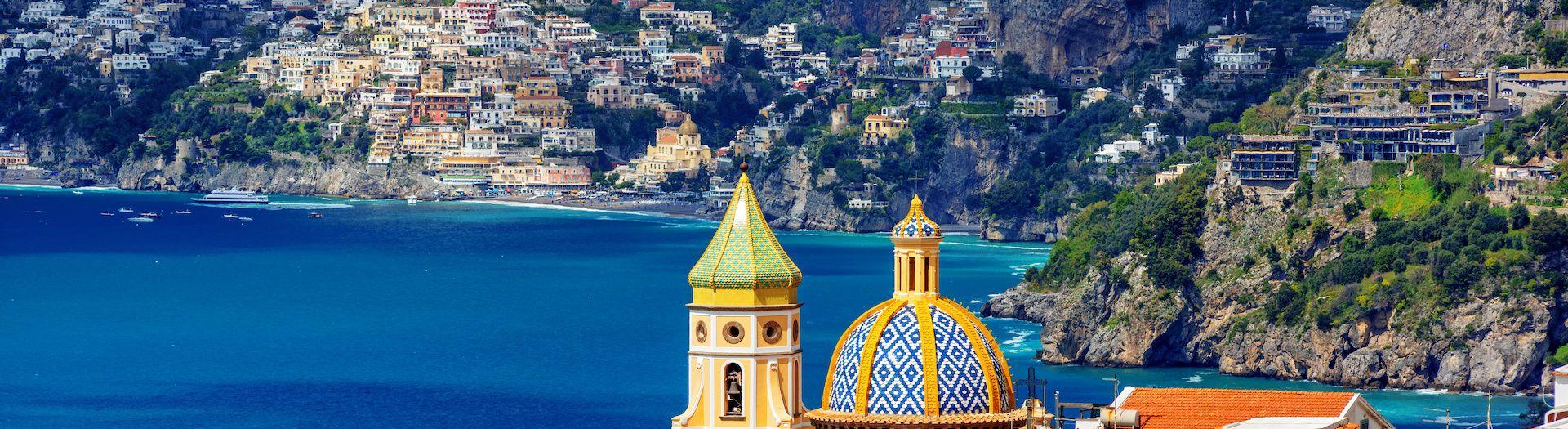 Amalfi Coast Page