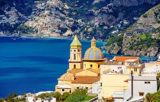 Amalfi Coast Category Tile