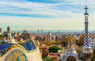 Barcelona Category Tile