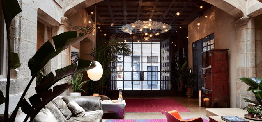 Sexy Barcelona Hotels