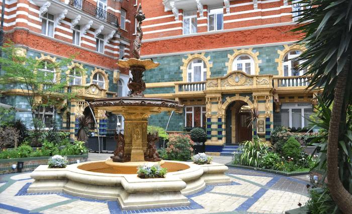 St James Court Hotel