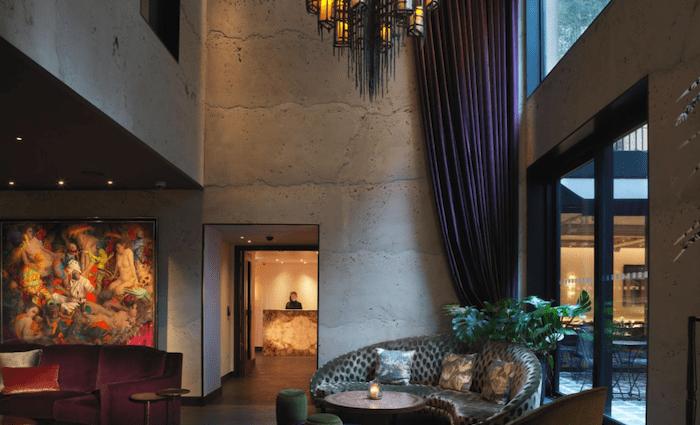 The Mandrake Hotel London