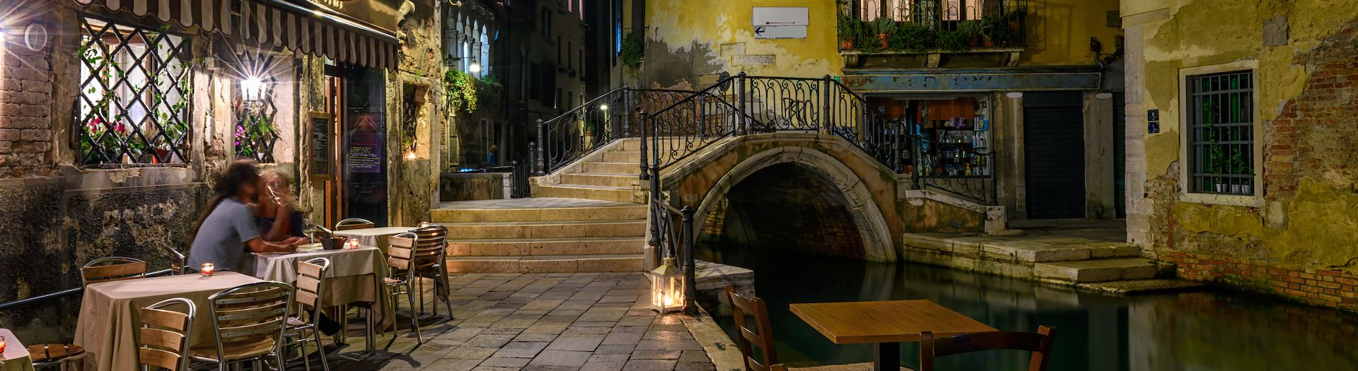 Venice Restaurants Page