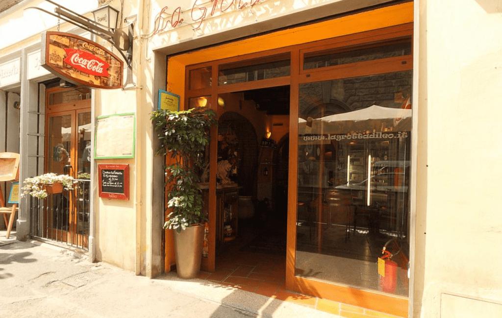 restaurants near santa maria novella train station