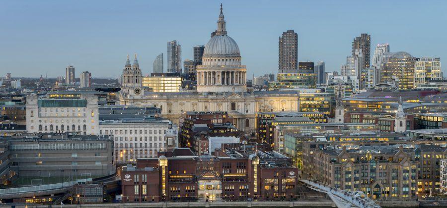Best Restaurants near St. Paul's Cathedral London