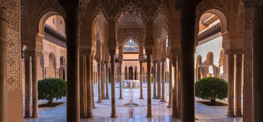 Best Restaurants near the Alhambra