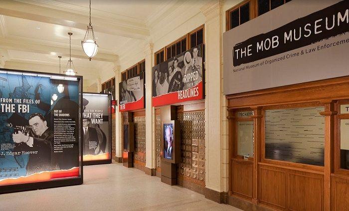 Mob Museum best museum las vegas