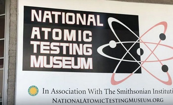 The National Atomic Testing Museum best museums las vegas