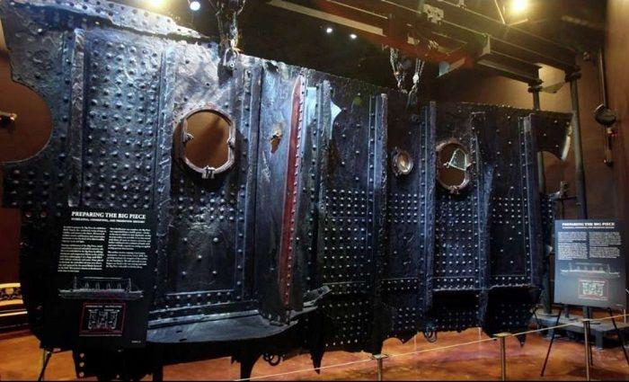 Titanic The Artifact Exhibition best museums las vegas