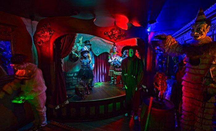 Zak Bagans Haunted Mansion best museums las vegas