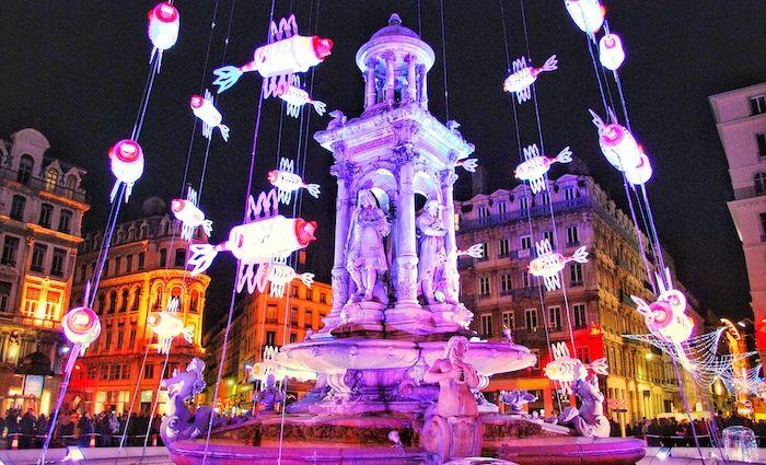 La Fête des Lumières Lyon Things to do