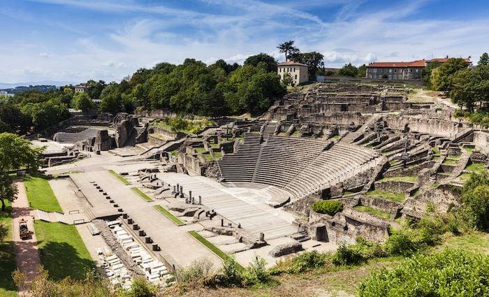 Things to do Lyon Roman Theatre