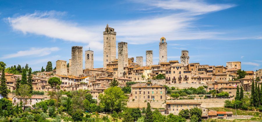 Where to Stay in San Gimignano