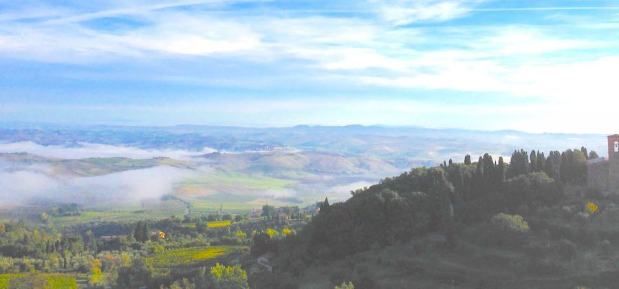 Where to Stay in Montalcino